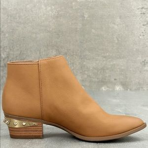 aad0b5c05 Sam Edelman Shoes - Sam Edelman Brown Ankle Boots   Booties 9.5 💗HP🎉